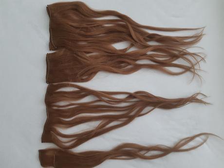 clipin ľudské vlasy ,