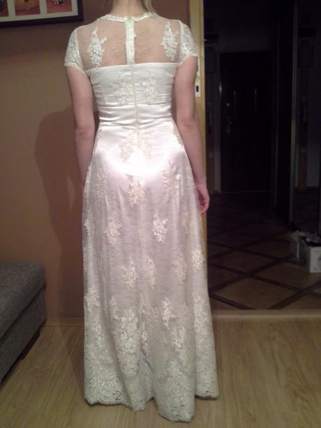 originalne svadobne saty , 38