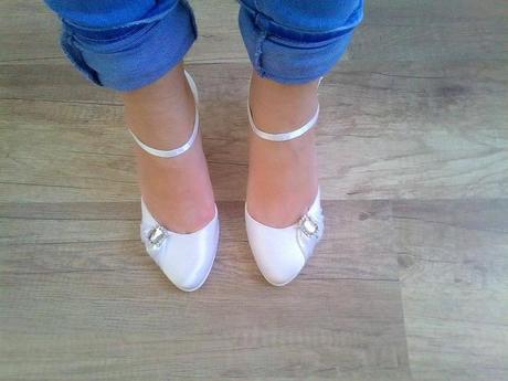 Witt-svatební obuv, 37