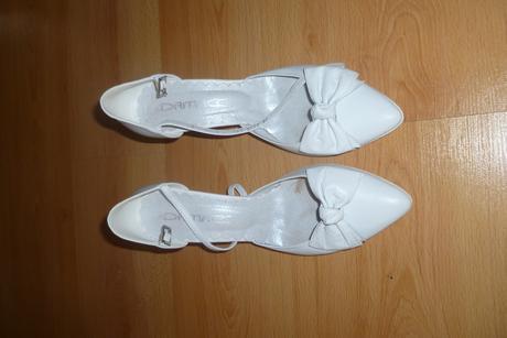 Svatební boty, 38