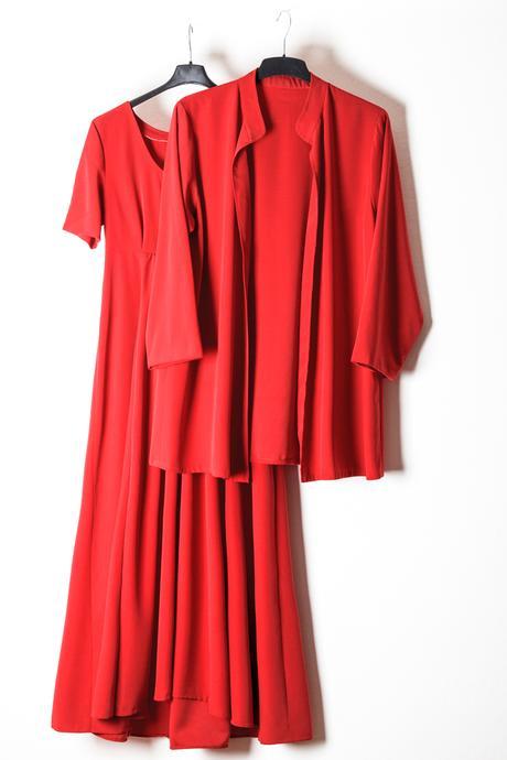Elegantní těhotenské společenské šaty s kabátkem, 40