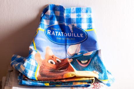 ložní povlečení Ratatouille,