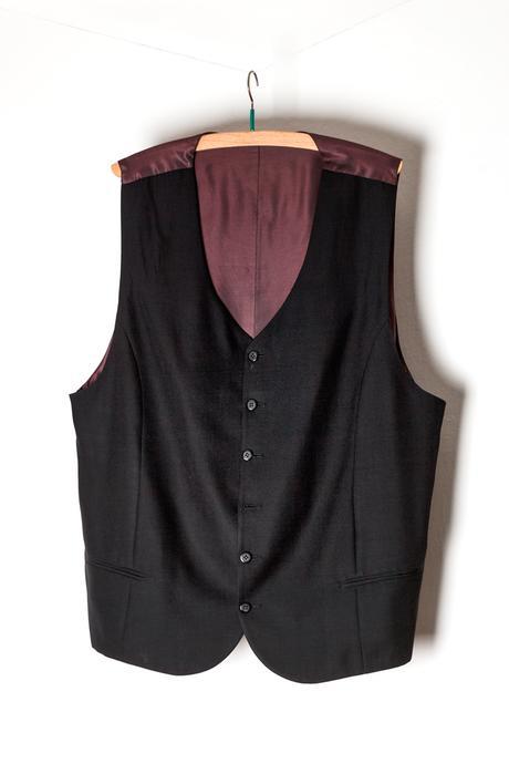 Velká pásnká vesta k obleku, 56