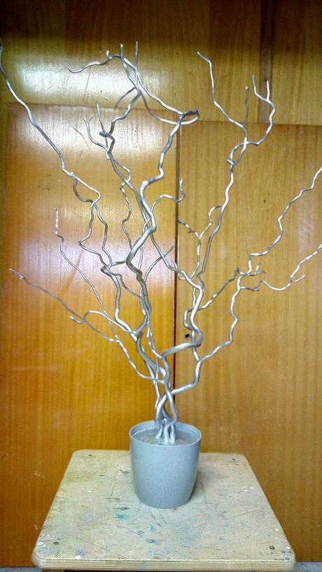 Stříbrný strom,