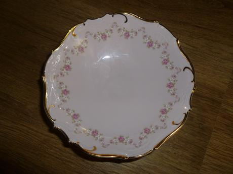 Miska - ružový porcelán,