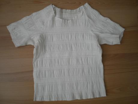Nenosená bluzka, 116