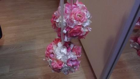 predaj svadobnej dekoracie,