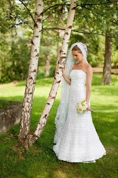 svadobné šaty -veľkosť orientačne, 38