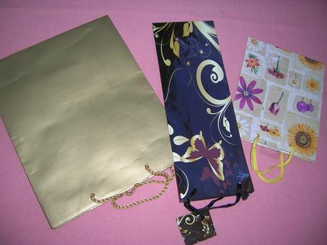 Darčekové tašky,