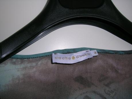 Kvalitný elastický top Cache Cache, S