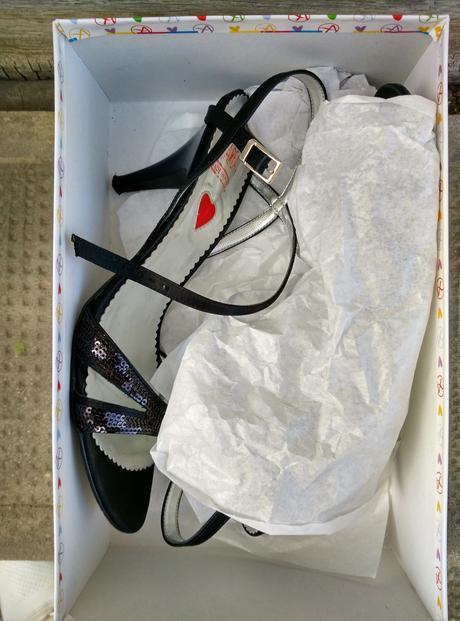 Elegantné sandálky, 40