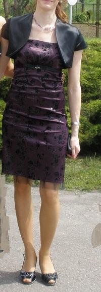 Spoločenské Šaty. Oslava, svadba. Ligotavé Detaily, 38