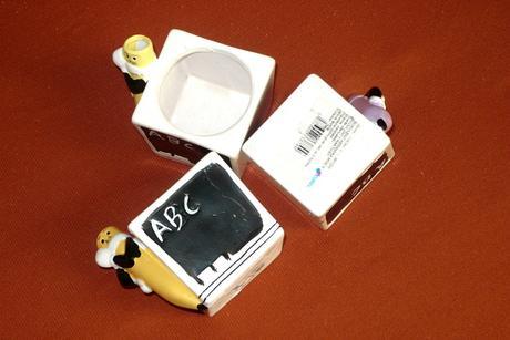3 keramické nádobky na rôzne drobnosti -cena spolu,