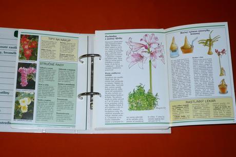 Hodnotná zbierka takmer 1000 kariet o kvetoch,
