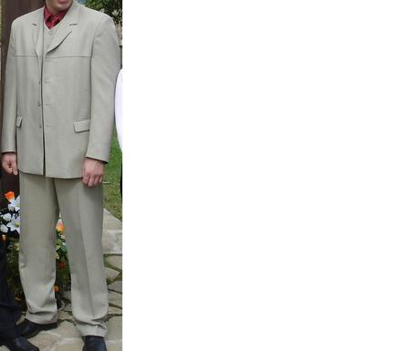 Spoločenský oblek, 50