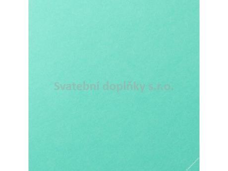 Ubrousek Duni Tiffany blue 60 ks,