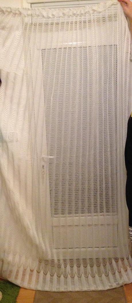 Veľká záclona 260x240,