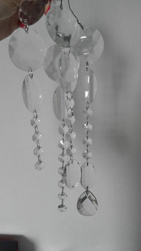 Krystaliky na dekoraciu ,
