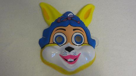 masky zajíc, zaječice,