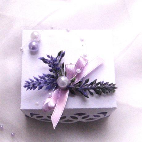 """dárek pro hosty """"Voňavá krabička"""" 1,"""