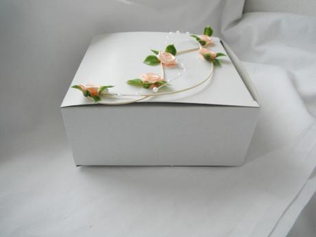 Krabička na výslužku- liána,
