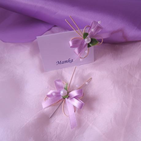 """Malá sada """"Motýlek s perličkou"""","""