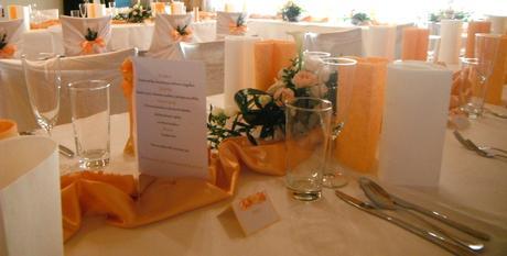 Svatební jmenovky - meruńková varianta,