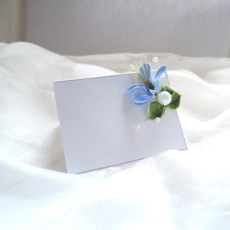 Svatební jmenovky - nebeská ,
