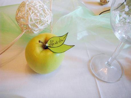 velká sada k dekoraci svatebního stolu- ekologická,