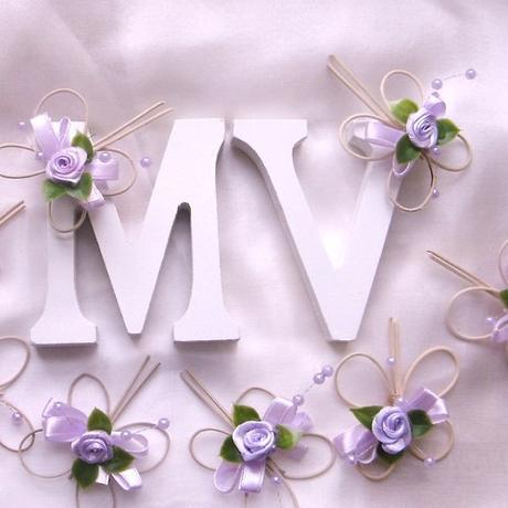 """velká sada """"Motýlí svatba"""","""