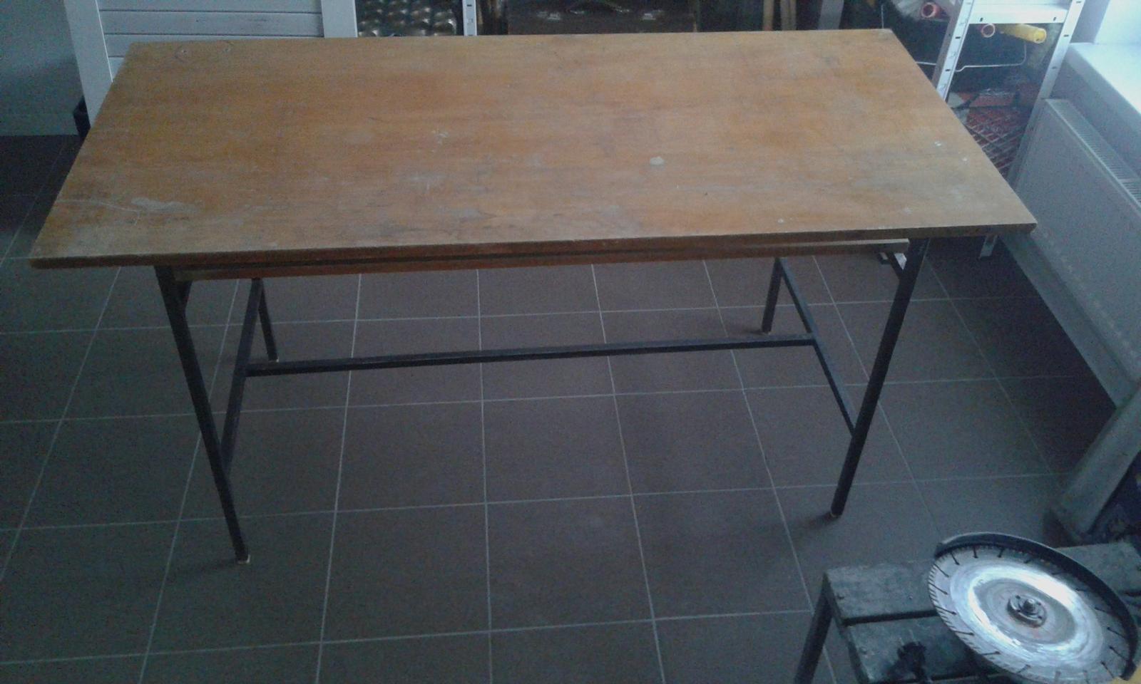 9dfa01afe9f8 Ponk - pracovný stôl