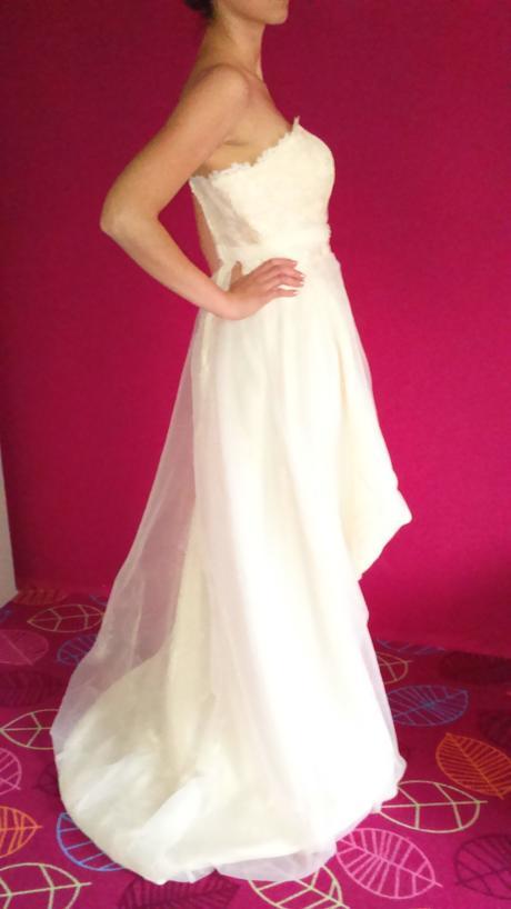 Letné svadobné šaty , 38