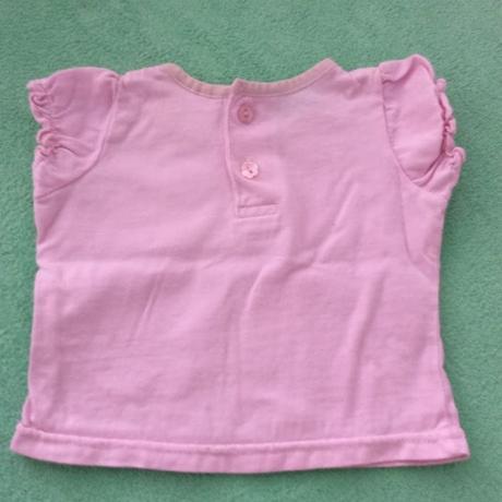 Tričko s nařasenými rukávky, 56