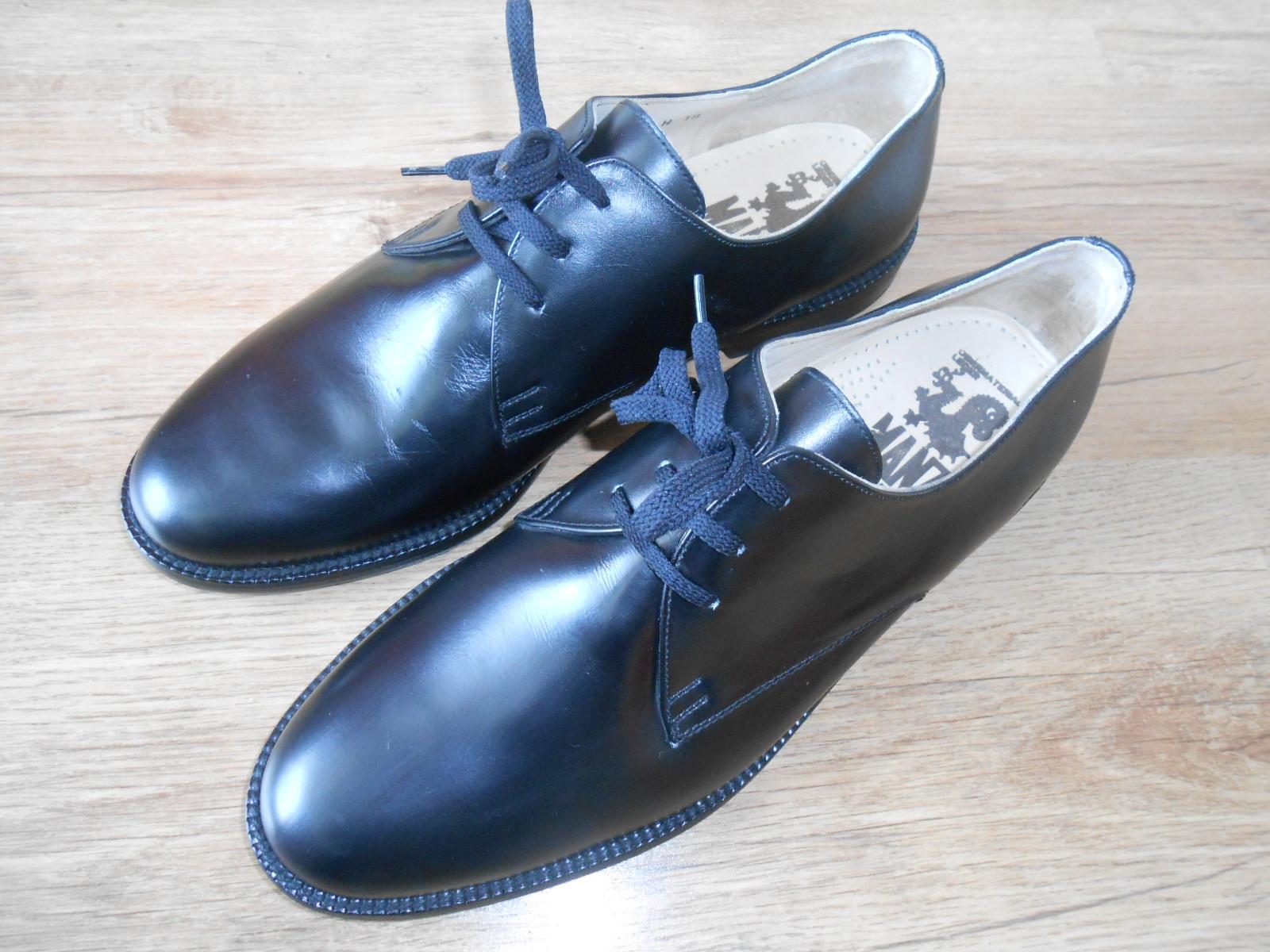 Kožené společenské boty a8b5227567