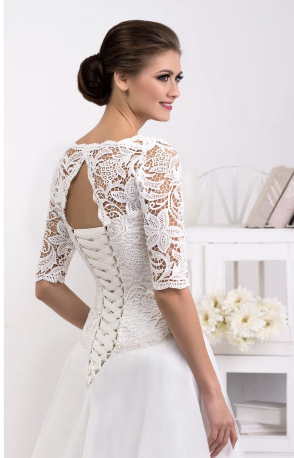 5c098d8cbc0b Luxusné svadobné šaty hadassa