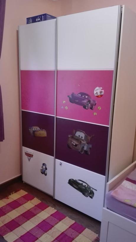 Detský nábytok pre dievča,