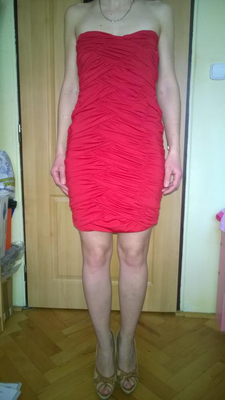 Riasené šaty, 36