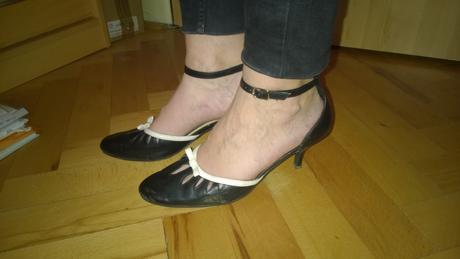 Topánky s mašličkou, 40