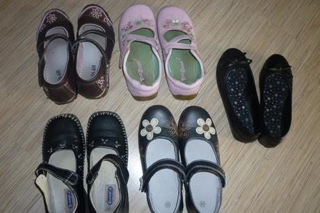 Hnedé trblietavé topánočky,v.32, vn.d.21cm, 32