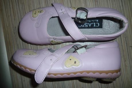 Kožené ružové topánočky, veľ. 28, 18 cm, 28