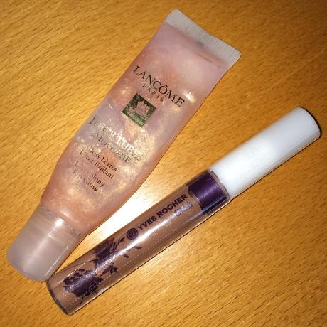 Lesky Lancome Juicy Tubes a Yves Rocher,