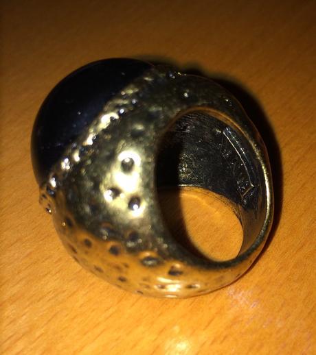 Masívny prsteň Mango,