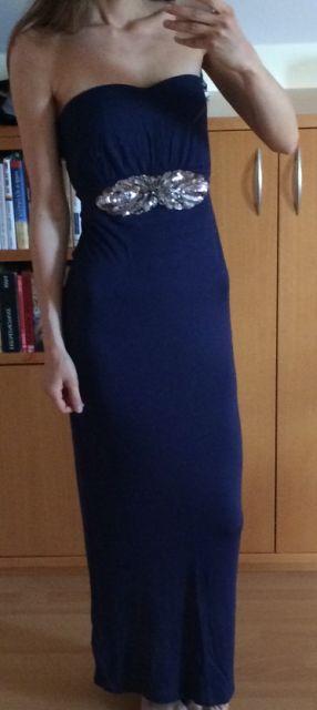 slavnostné šaty Asos, 38