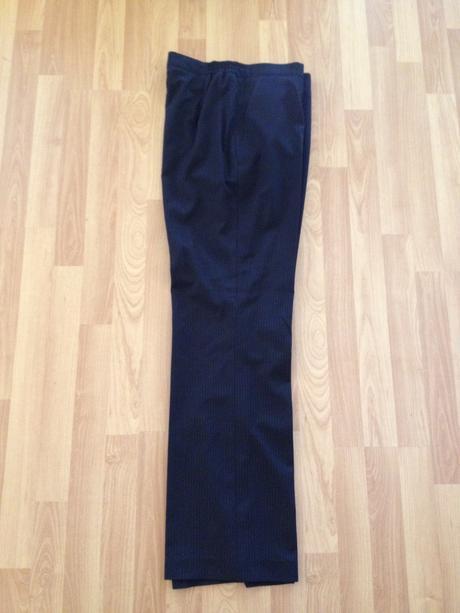 Společenské dámské kalhoty, , 44