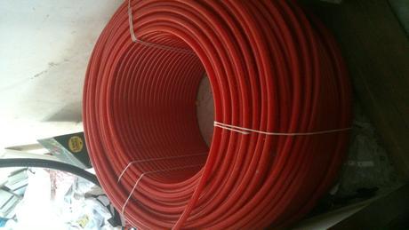 Rúrka podlahového vykurovania REHAU (500 bm),