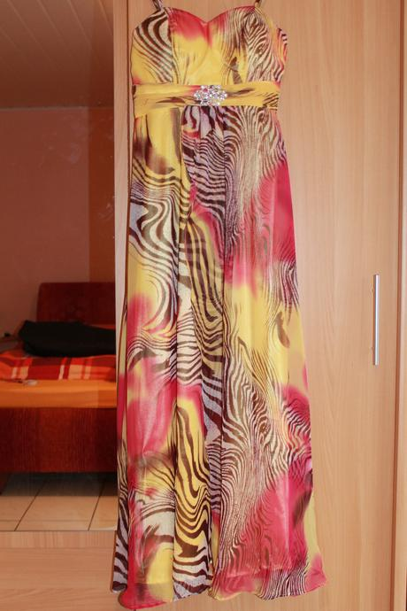 Plesové šaty - 36, 36