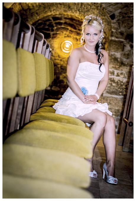 krátké svatební šaty 38, 38