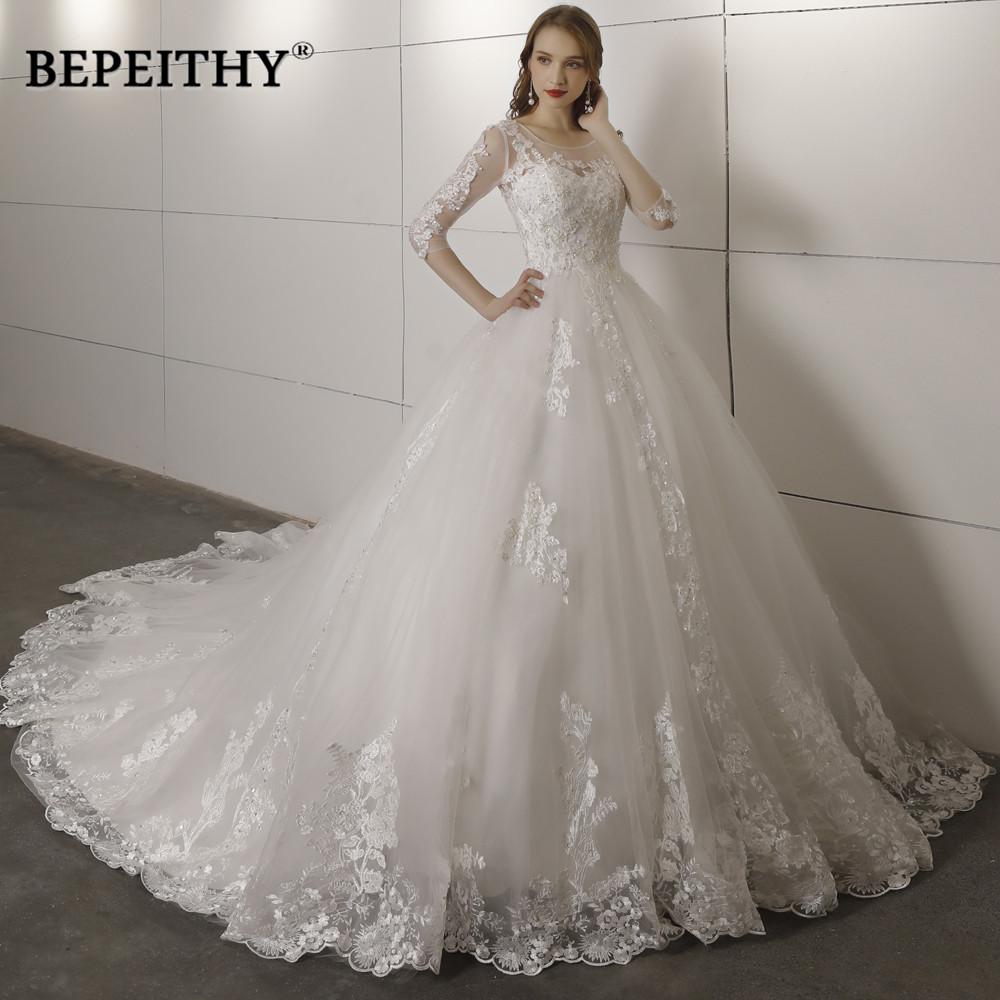 36a4ebc16c87 Elegantné svadobné šaty vel. 32-50