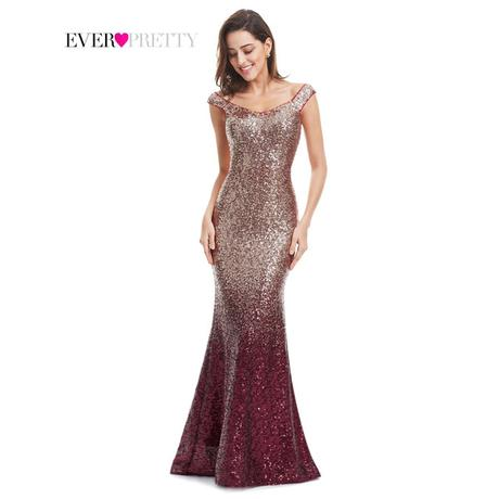 Elegantné spoločenské šaty , 36