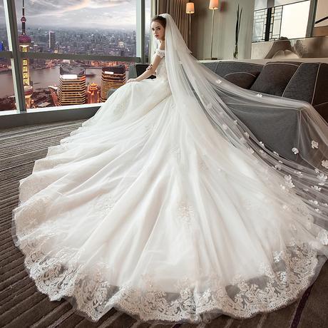 Romantické svadobné šaty v. 32-50, 40